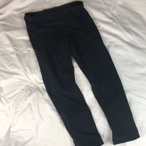 Under Armour Pants - Under Armour tights with mesh calves. Size M